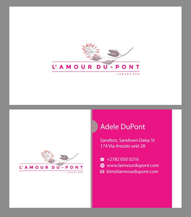 Entry 35 by petersamajay for design a letterhead and business cards contest entry 35 for design a letterhead and business cards for a luxuary french themed colourmoves