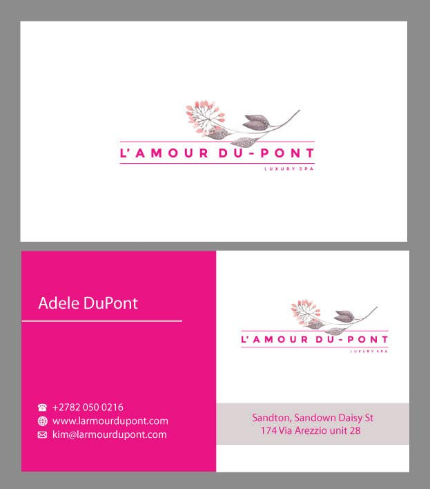 Entry 37 by petersamajay for design a letterhead and business cards contest entry 37 for design a letterhead and business cards for a luxuary french themed colourmoves