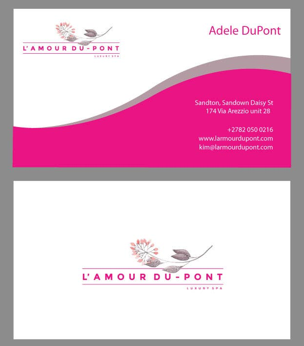 Entry 42 by petersamajay for design a letterhead and business cards contest entry 42 for design a letterhead and business cards for a luxuary french themed colourmoves