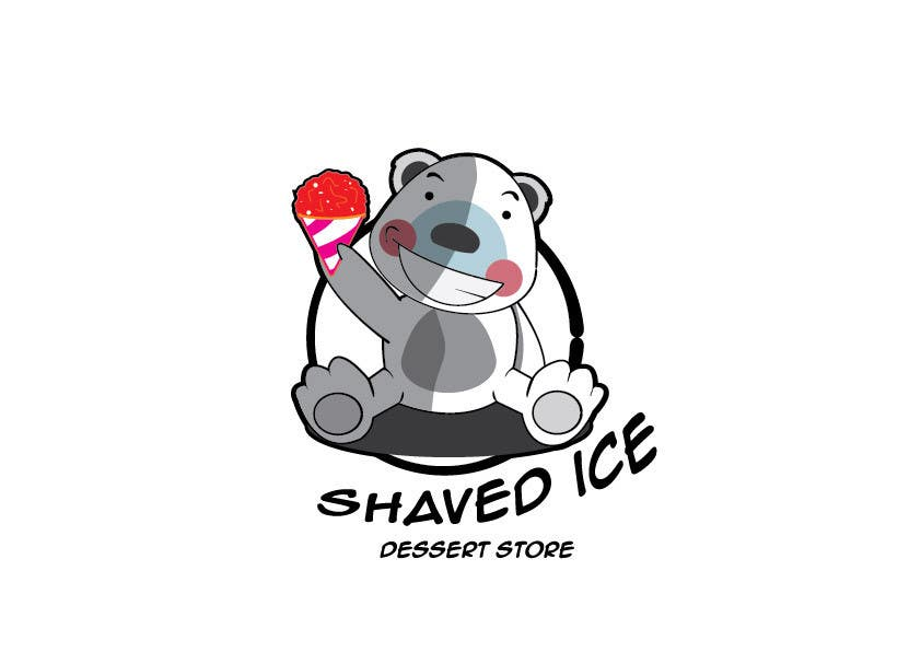 Konkurrenceindlæg #45 for Design a Logo for shaved ice dessert store