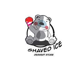 #45 para Design a Logo for shaved ice dessert store por bibi186
