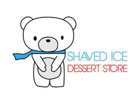 #40 para Design a Logo for shaved ice dessert store por PF0ne