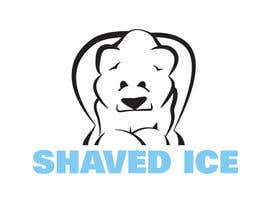 #54 para Design a Logo for shaved ice dessert store por IOdesigner