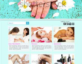 #3 for Upgrade an existing nail salon website af suministrado021
