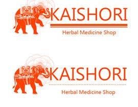 Nro 94 kilpailuun Design a Logo for Indian Herbal Medecine Shop käyttäjältä LIDDIAliddia