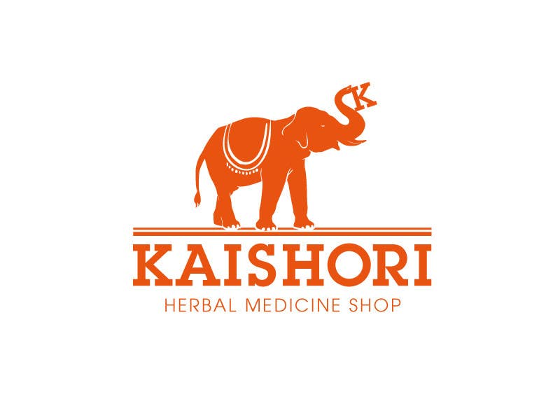 #80 for Design a Logo for Indian Herbal Medecine Shop by hoch2wo