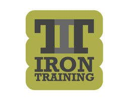 nº 726 pour Design a Logo for IRON TRAINING par simonrpo