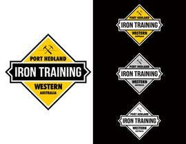 nº 722 pour Design a Logo for IRON TRAINING par fjsz
