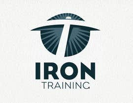 #300 para Design a Logo for IRON TRAINING por soulflash