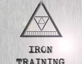 nº 727 pour Design a Logo for IRON TRAINING par almoran