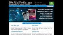 Proposition n° 56 du concours Graphic Design pour Design a banner for a star naming website