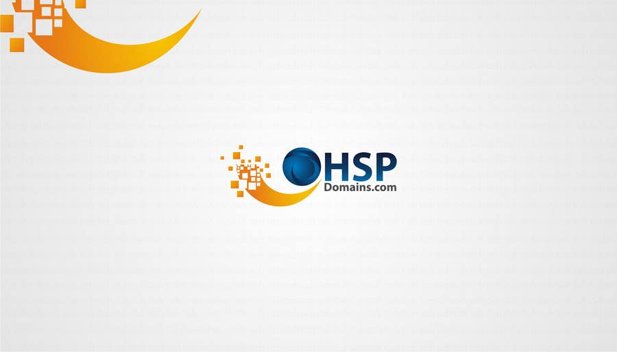 #70 for Design a Logo for HSP Domains.com by deziner313