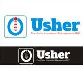 Bài tham dự #7 về Graphic Design cho cuộc thi Design a Logo for a product names Usher