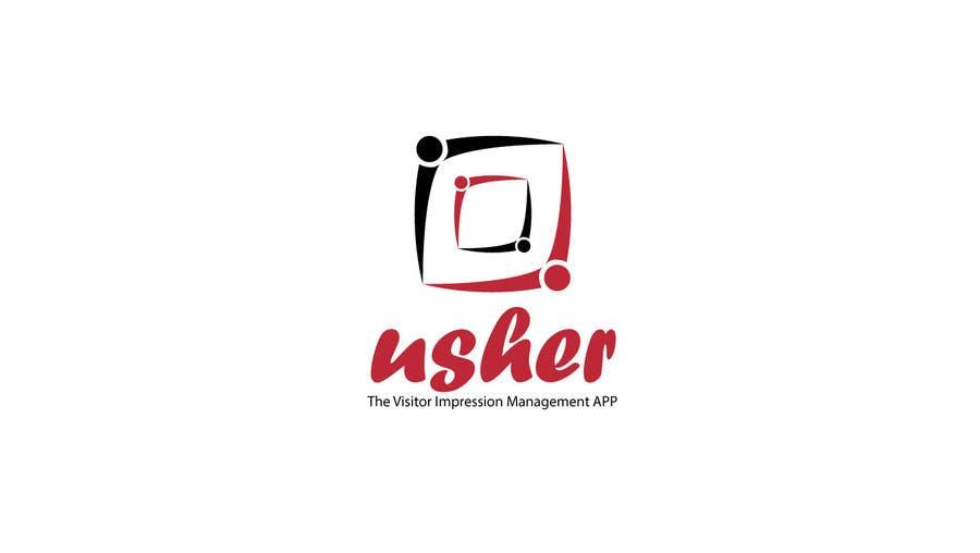Bài tham dự cuộc thi #                                        43                                      cho                                         Design a Logo for a product names Usher