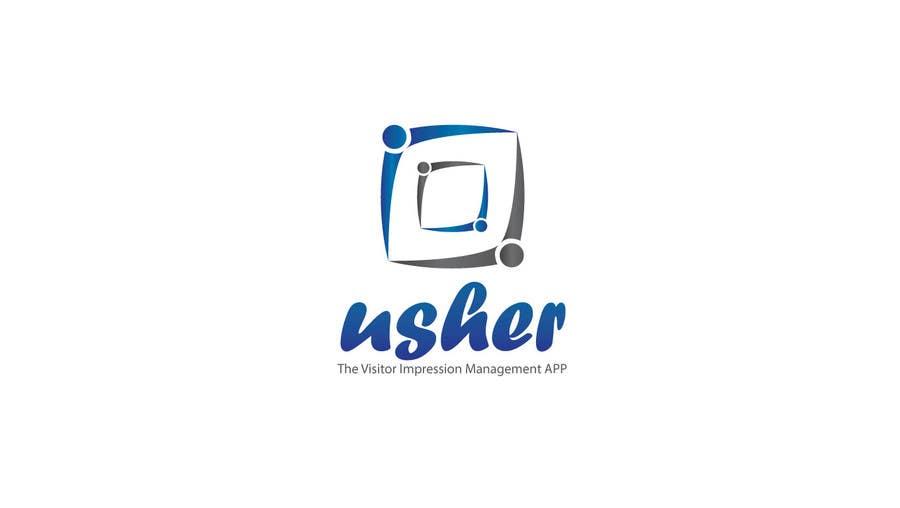 Inscrição nº 73 do Concurso para Design a Logo for a product names Usher