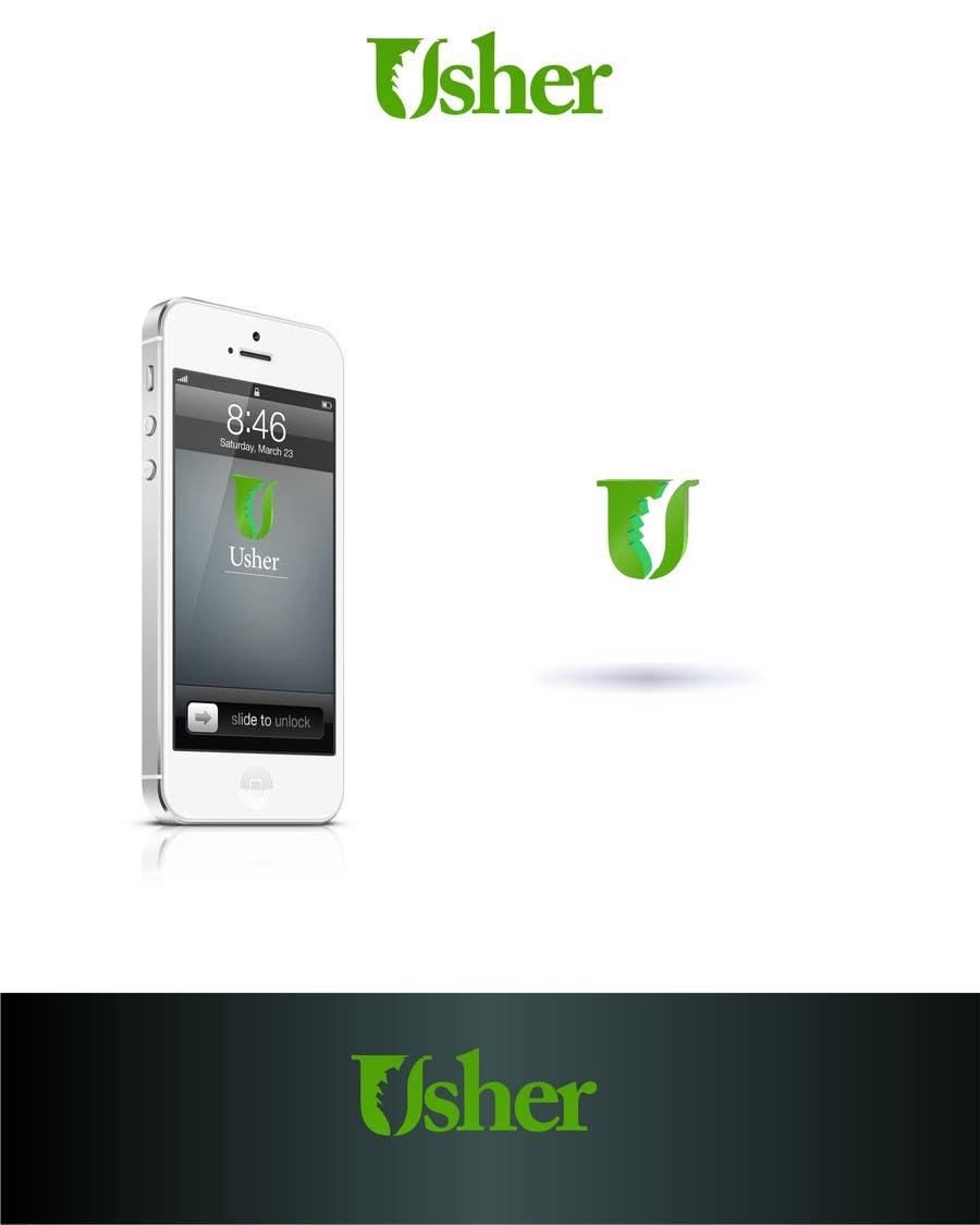 Inscrição nº 114 do Concurso para Design a Logo for a product names Usher