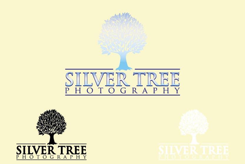 Bài tham dự cuộc thi #                                        57                                      cho                                         Design A Logo for New Photographer - Silver Tree Photography