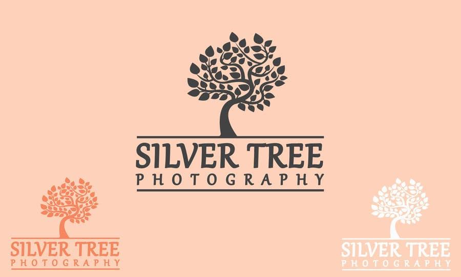 Bài tham dự cuộc thi #                                        80                                      cho                                         Design A Logo for New Photographer - Silver Tree Photography