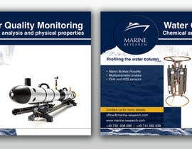 #3 для Flyer for water quality monitoring devices от Crions