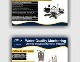 #36 для Flyer for water quality monitoring devices от Shrey0017