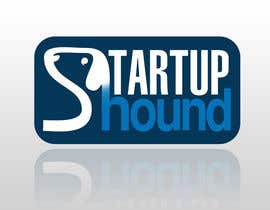 nº 8 pour Logo Design for StartupHound.com par mdoquijano