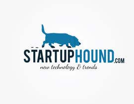nº 219 pour Logo Design for StartupHound.com par marcoartdesign