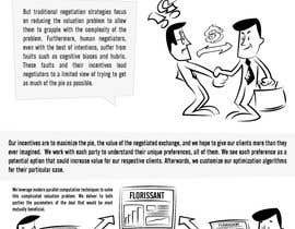 nº 24 pour Create an infographic / graphical explanation / sketch / cartoon par ravelloasociados