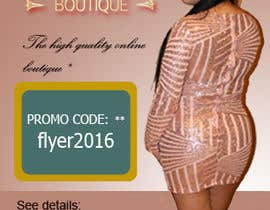 #7 for Online Clothing Boutique Flyer VANITY DOLLS BOUTIQUE by arvinsmendoza