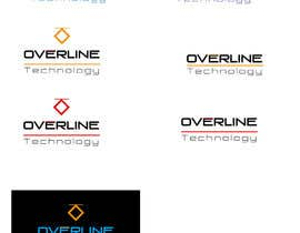 #32 para Creative logo design required for Overline por judithsongavker