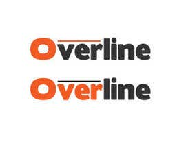 #62 para Creative logo design required for Overline por amitaakash