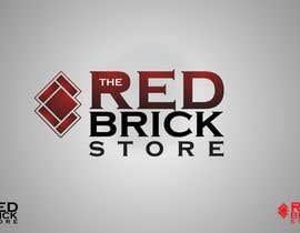 nº 4 pour Design a Logo for Red Brick Estore par Fernandes1119