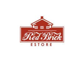 nº 77 pour Design a Logo for Red Brick Estore par StoneArch