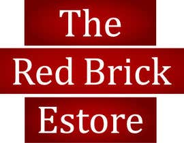 nº 45 pour Design a Logo for Red Brick Estore par Studio7L