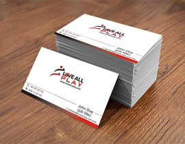 nº 8 pour Design some Business Cards for an Online Sports Store par arenadfx