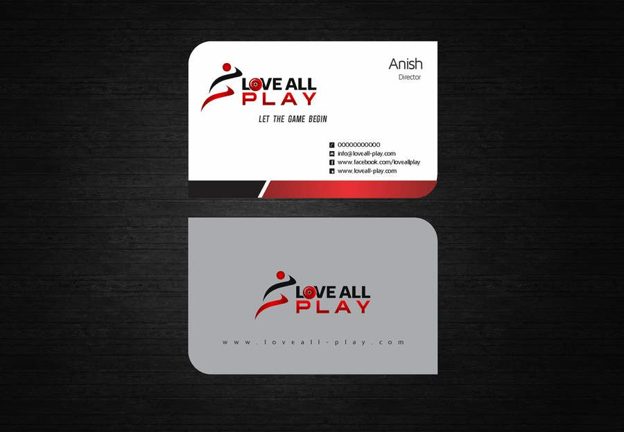 #7 for Design some Business Cards for an Online Sports Store by ajdezignz