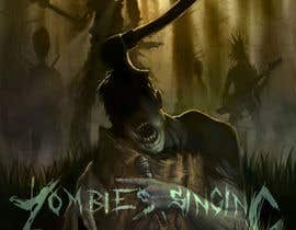 nº 37 pour art for zombie cd cover par Youriah