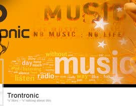 #24 cho Design of a Header Image for a Facebook Fansite of a Record Label bởi OnpointJamie