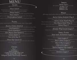 #8 cho Design a menu for my  restaurant bởi gerganesko07