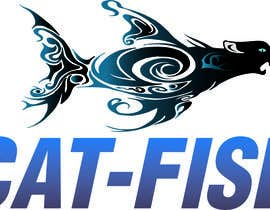 #95 untuk Design a Logo for Cat-Fish oleh megdesign12