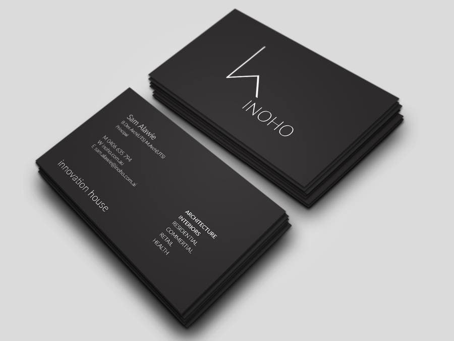 architect logo design - business cards -- 4 | Freelancer