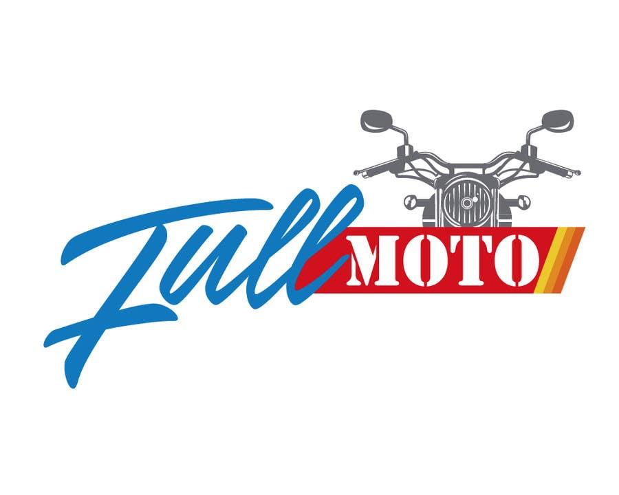 Entry 7 by antivemo for re dise o del logo de full motos for Disenos de motos