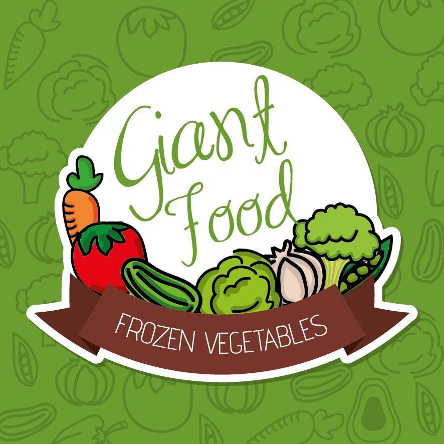Kilpailutyö #180 kilpailussa ** Design a Logo/Corporate identity for Food Company