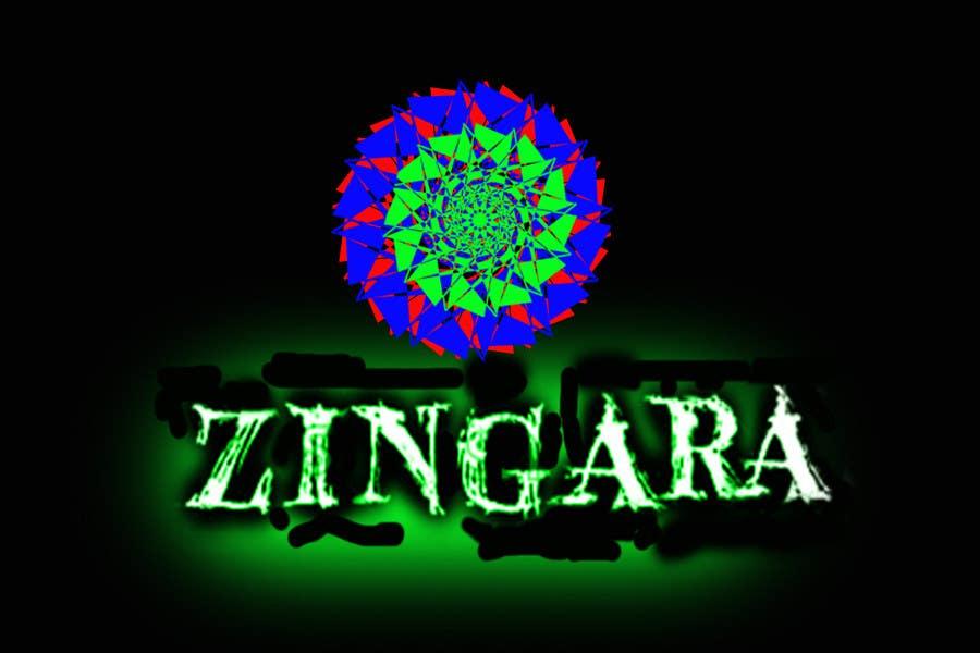 Konkurrenceindlæg #                                        467                                      for                                         Logo Design for ZINGARA