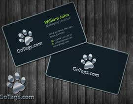 #37 для Business Card Design for GoTags.com LLC от topcoder10