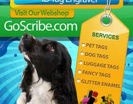#17 for Brochure Design for GoScribe.com LLC by JustLogoz