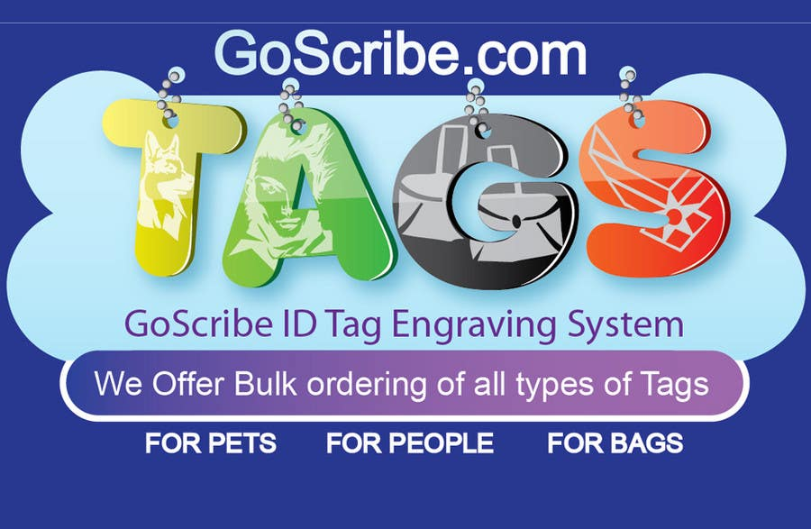 Konkurrenceindlæg #                                        69                                      for                                         Brochure Design for GoScribe.com LLC