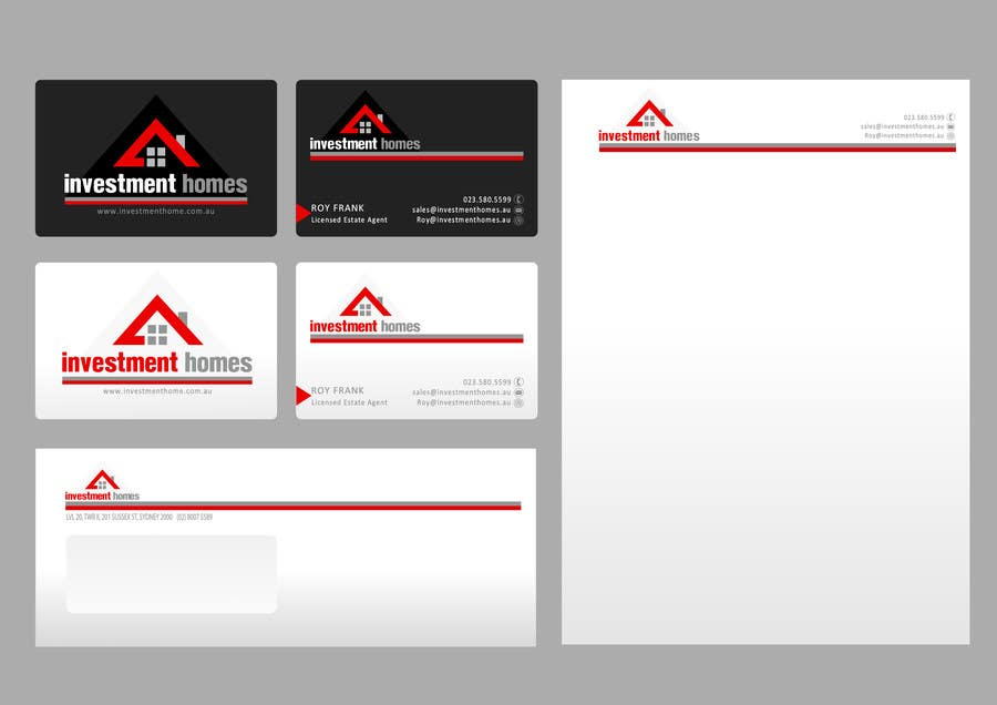 #51 for Logo and Business Card Design by catalinorzan