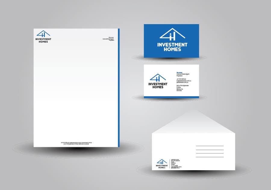Kilpailutyö #47 kilpailussa Logo and Business Card Design