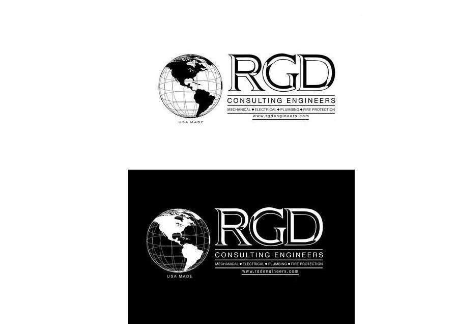 Penyertaan Peraduan #426 untuk Logo Design for RGD & Associates Inc, Consulting engineers, www.rgdengineers.com