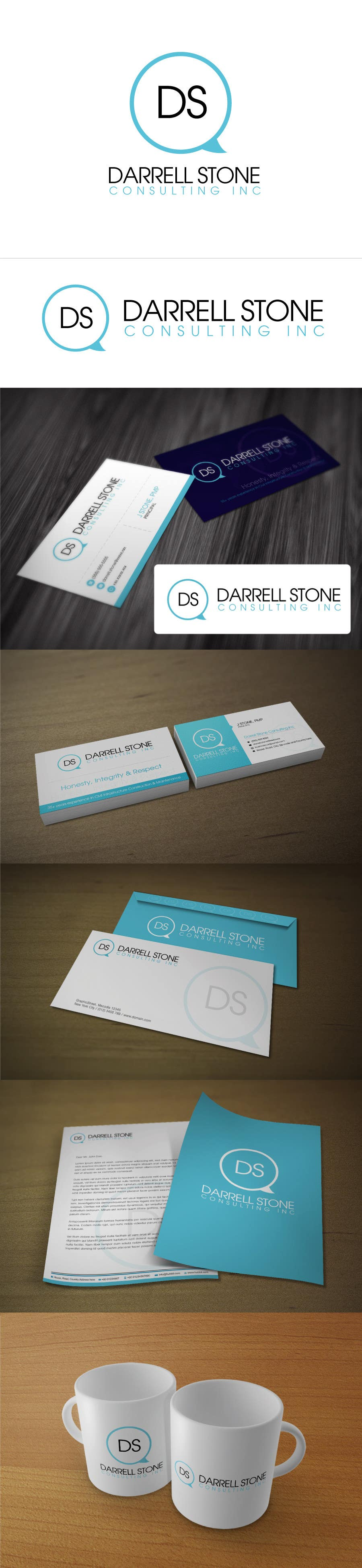 #206 for Logo and business card design by dalancer07